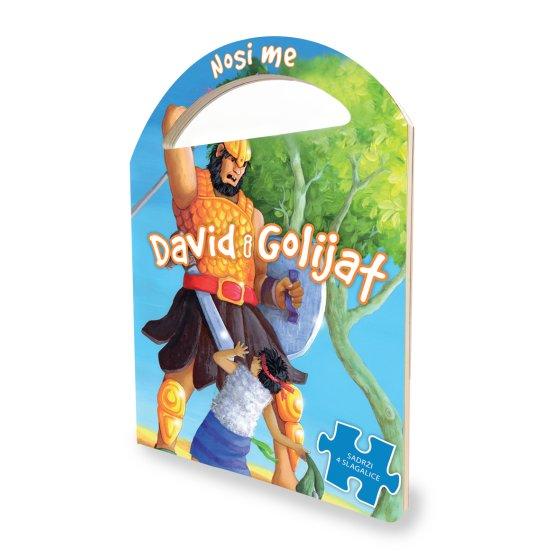 """Slagalice """"Nosi me"""" - David i Golijat"""