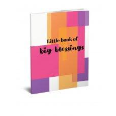 Bilježnica A4 - Big blessing