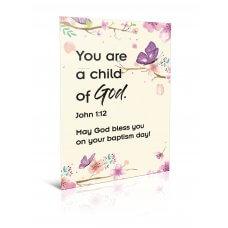 Čestitka - You are a child of God