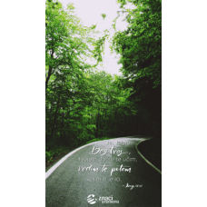 Pozadina - Ja, Jahve, Bog tvoj