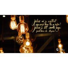 Pozadina - Jahve mi je svjetlost i spasenje