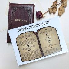 Deset zapovijedi