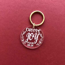 Privjesak - Choose Joy
