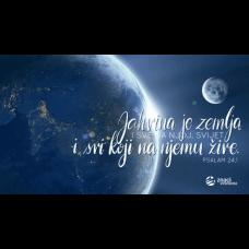 Pozadina - Jahvina je zemlja
