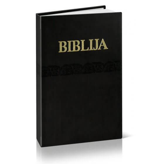 Biblija, Šarić, veliki format s indeksom
