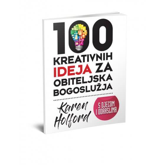100 kreativnih ideja za obiteljska bogoslužja, besplatno preuzimanje knjige