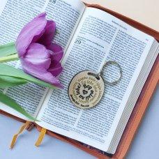 Privjesak - Bog misli na tebe