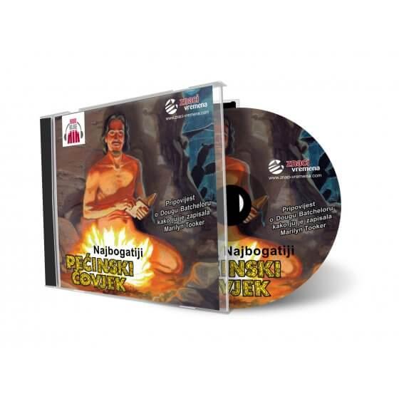 Najbogatiji pećinski čovjek, audio izdanje