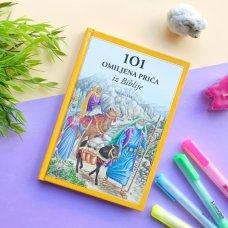 101 omiljena priča iz Biblije