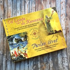 Od Egipta do Kanaana i Pavlov život