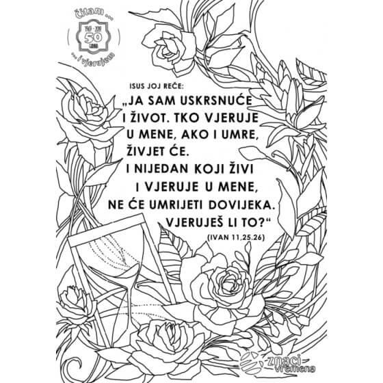 Bojanka - Ja sam uskrsnuće i život