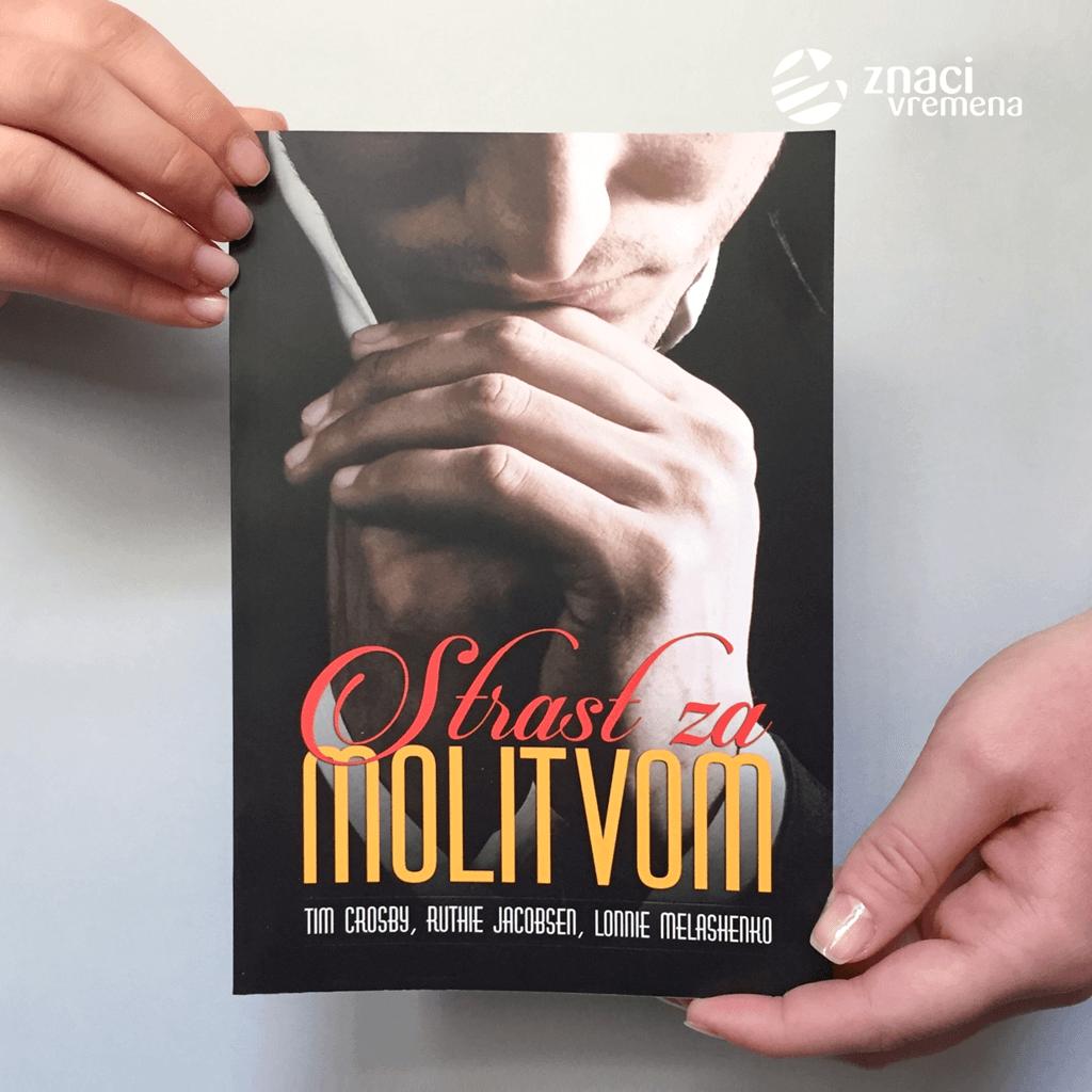 STRAST ZA MOLITVOM – recenzija knjige